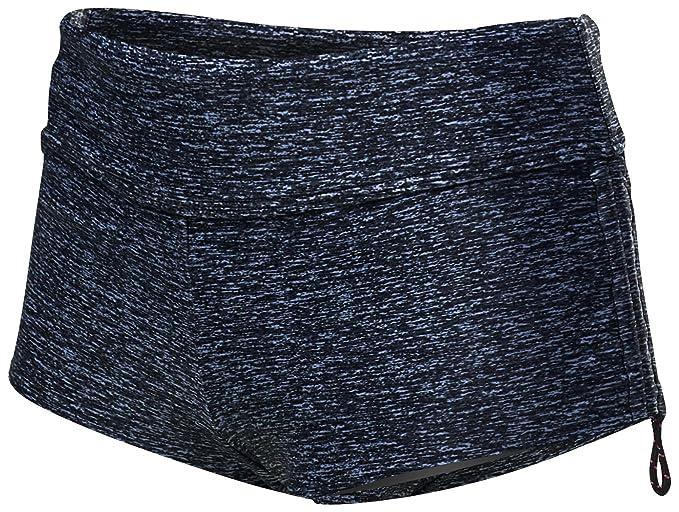 59109889712a Amazon.com: TYR Women's Mantra Della Boyshort: Clothing