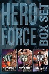 HERO Force Box Set: Books Four - Six Kindle Edition