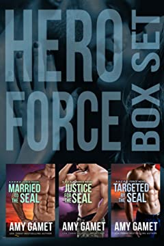 HERO Force Box Set: Books Four - Six