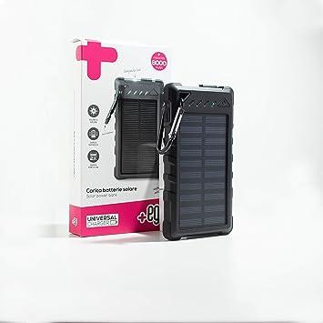 Ego Cargador de baterías portátil de Emergencia 8000 mAh con ...