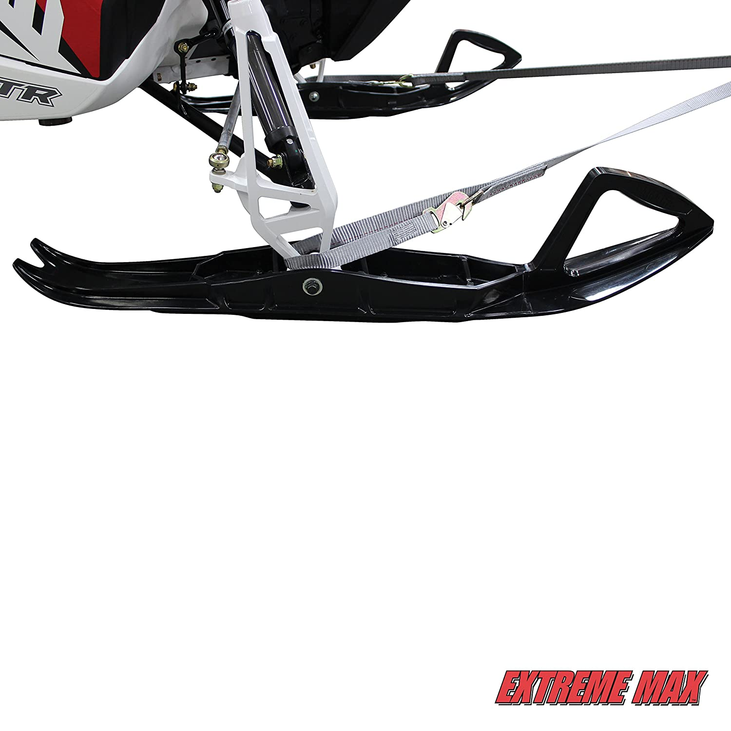 Extreme Max 5001.5028 Snowmobile and ATV Tow Strap