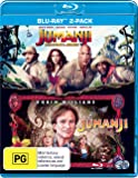 Jumanji: Welcome to the Jungle / Jumanji (2 Film Collection)