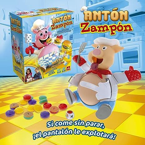 Goliath - Antón Zampon, Juego de Mesa (30.337): Amazon.es: Juguetes y juegos