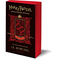 Harry Potter and the Chamber of Secrets - Gryffindor Edition: J.K. Rowling (Gryffindor Edition - Red): 2