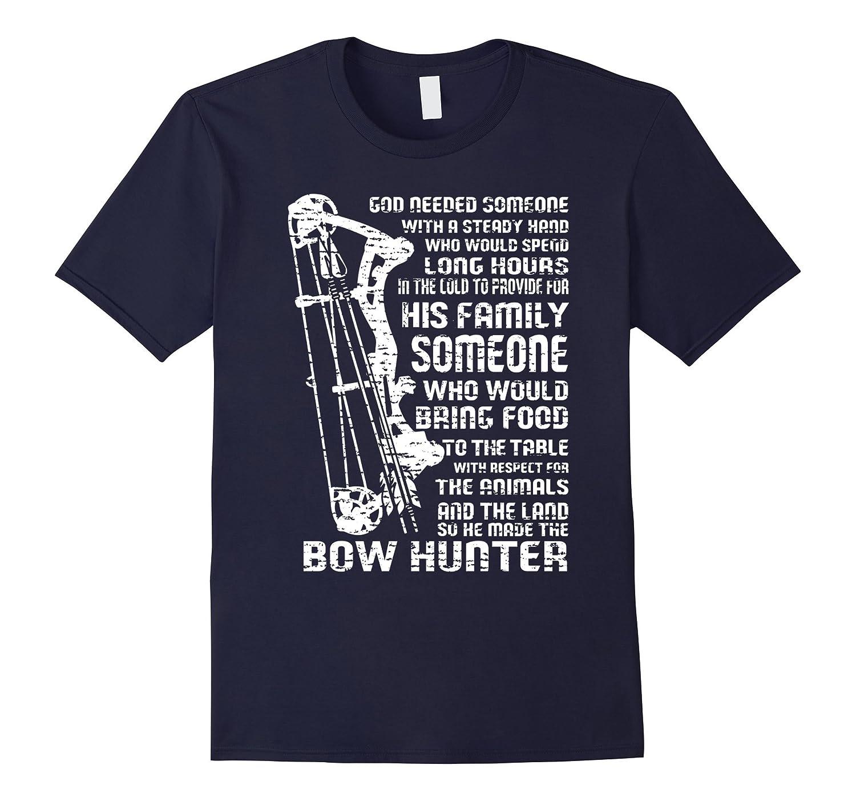 Proud To Be Bow Hunter Tshirt-Vaci