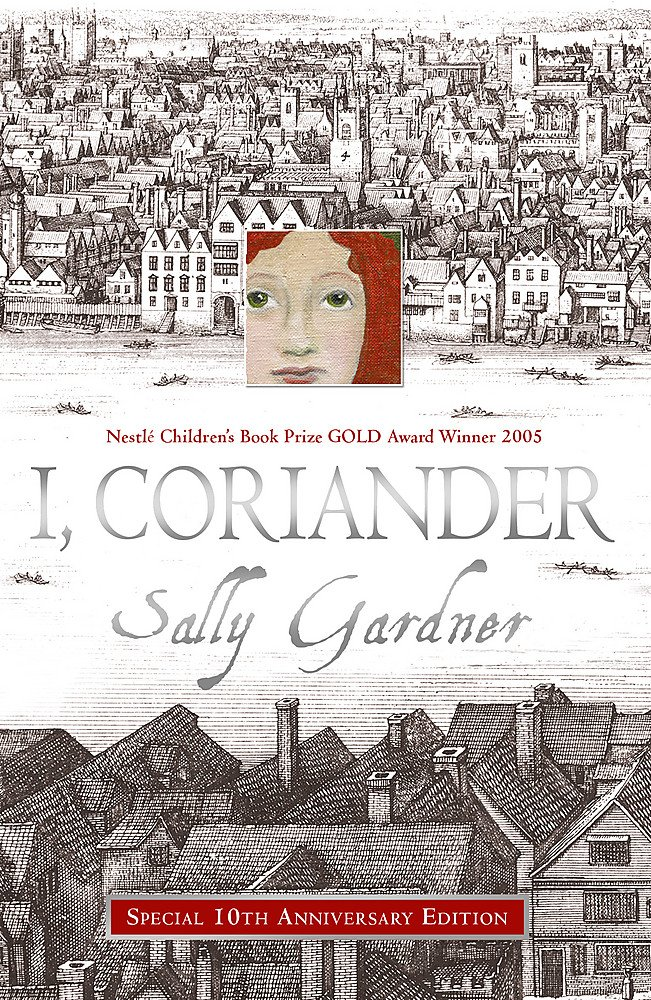Buy I CORIANDER by Sally Gardner