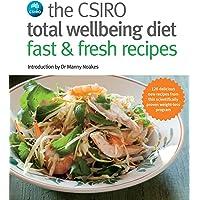 CSIRO Total Wellbeing Diet Fast & Fresh Recipes