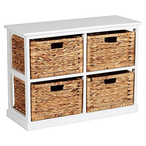 Basket Storage Units Amazon Co Uk
