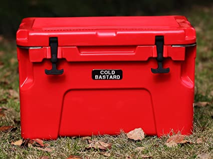 bf8c0acd9e8 Brand New COLD BASTARD ICE CHEST BOX COOLER BEST PRICE YETI QUALITY Free  s&h 25L (RED)