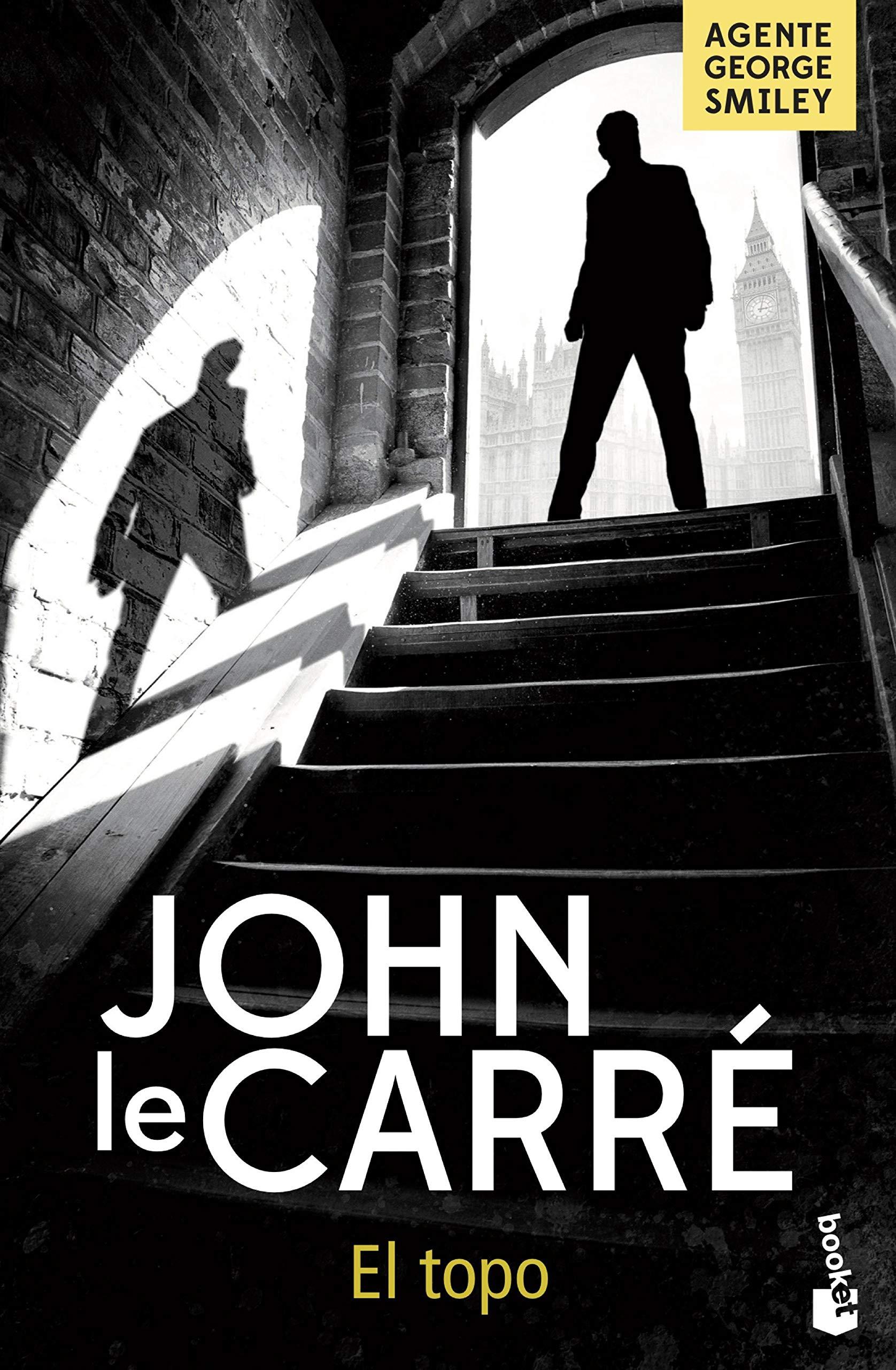 El topo, de John le Carré