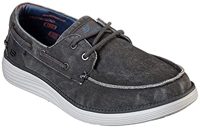 skechers outlet hommes deck chaussures