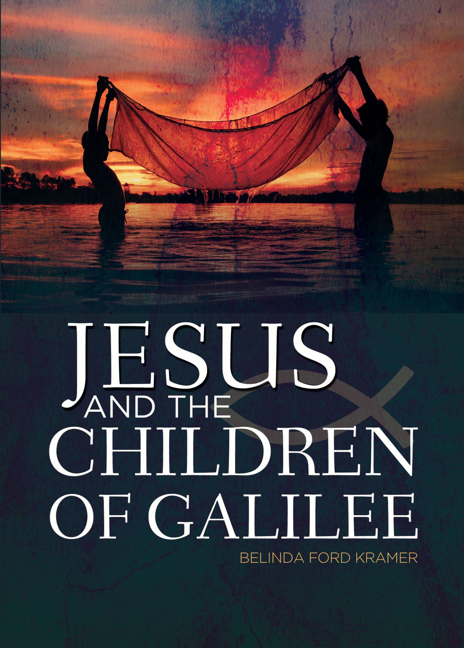 Jesus and the Children of Galilee