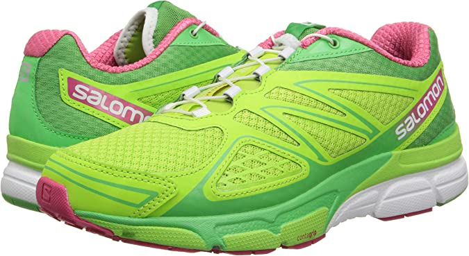 Salomon X-Scream 3D - Zapatillas de Running para Mujer, Color ...