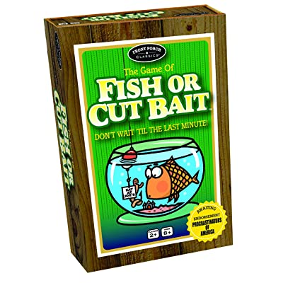 Fish or Cut Bait: Toys & Games