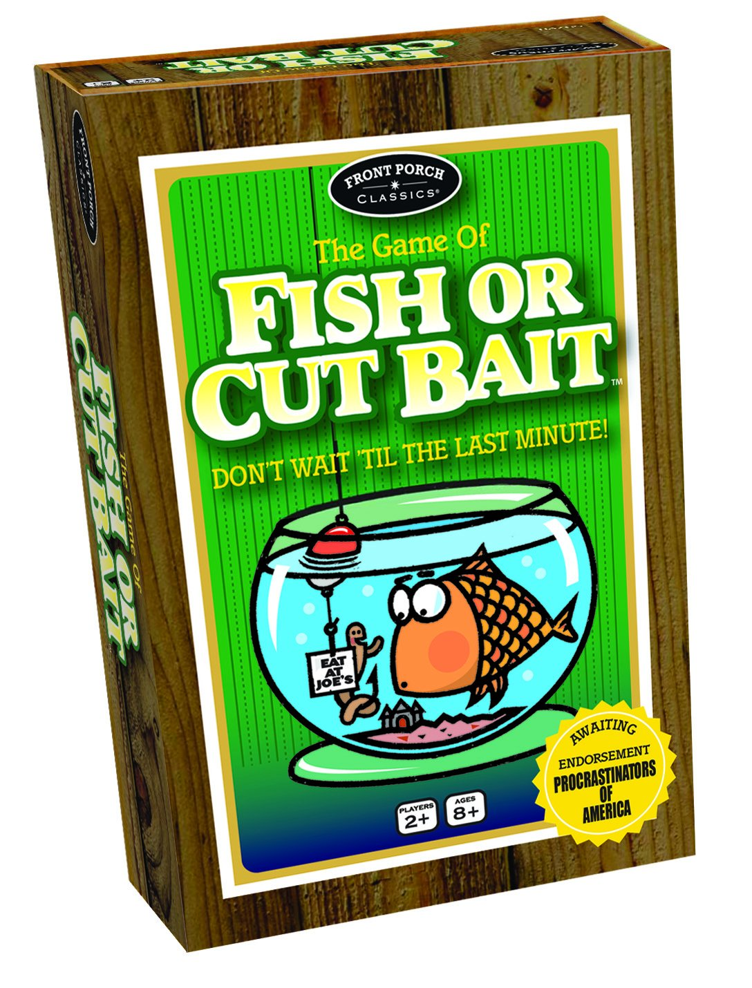 Fish or Cut Bait