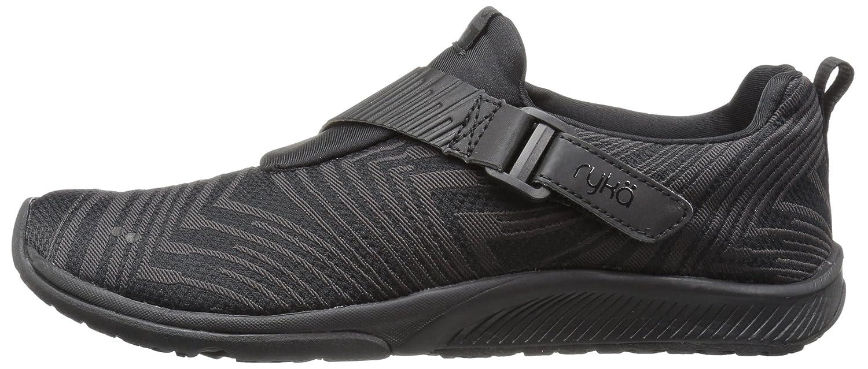 Ryka Women's Faze Cross-Trainer Shoe B0721L1ML7 6.5 B(M) US|Black/Black