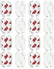 Kits de seguridad 49 Piezas iZoeL Bebés Protección para Enchufes esquinas, Bloqueo Armarios Puerta