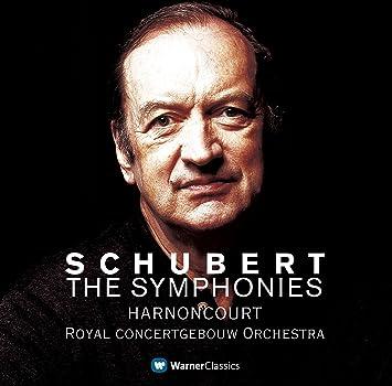 Nikolaus Harnoncourt - Schubert The Symphonies