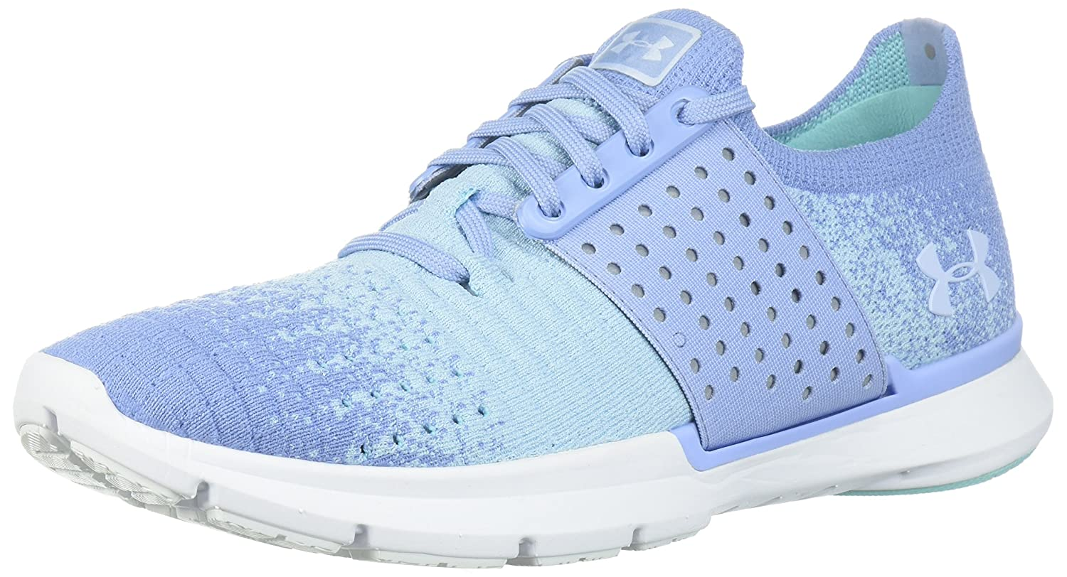 Under Armour Women's Speedform Slingwrap Fade Running Shoe B0716QQ5ZQ 8 M US|Chambray Blue (402)/Oxford Blue