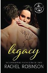 Legacy: A Salvation Society Novel Kindle Edition