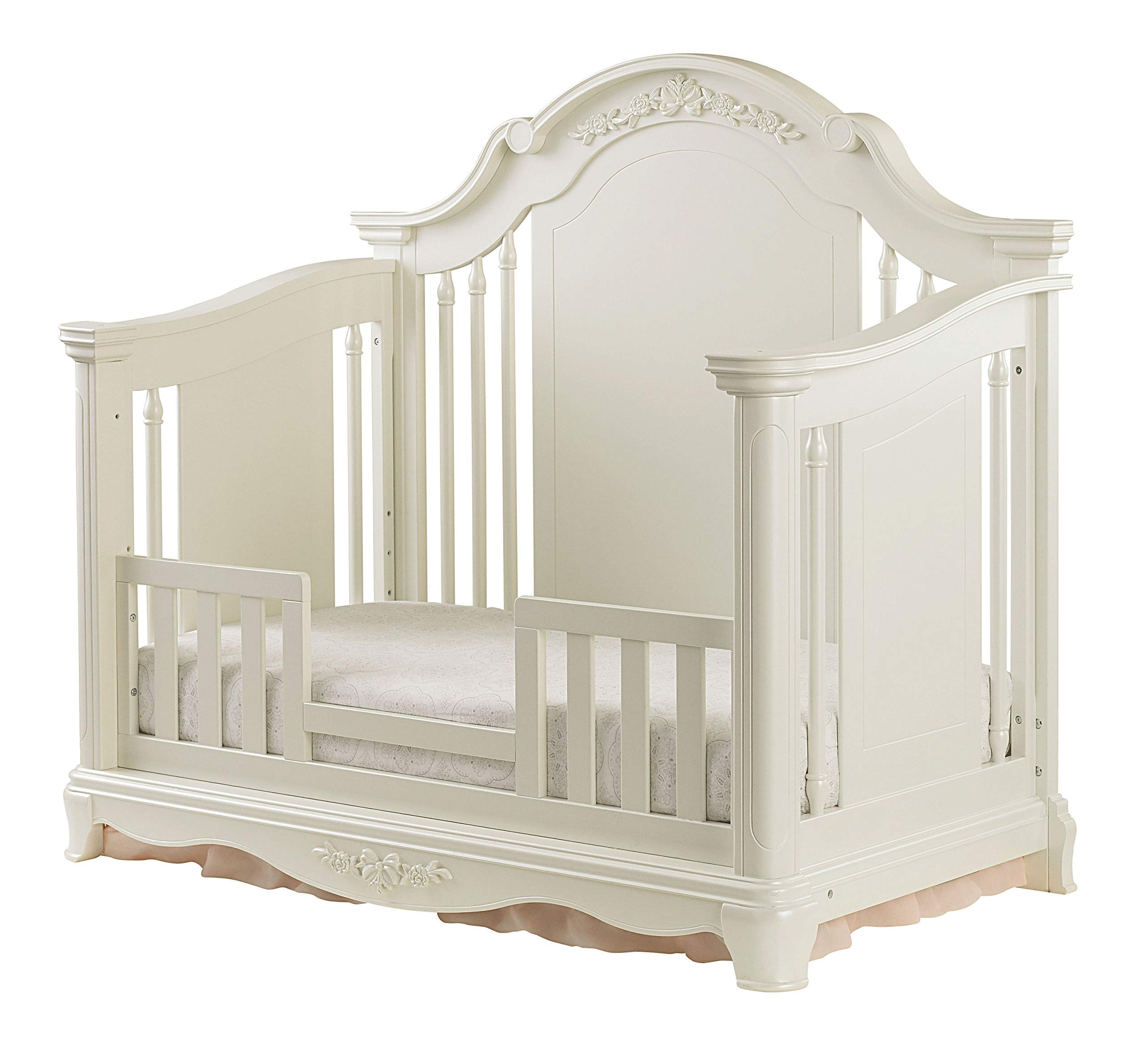 Bassett Baby & Kids Addison Toddler Kit, Pearl White by Bassett Baby & Kids