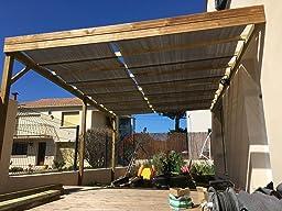 Couvrir Une Terrasse Avec Des Tuiles. Excellent La Rt Et La Shon ...