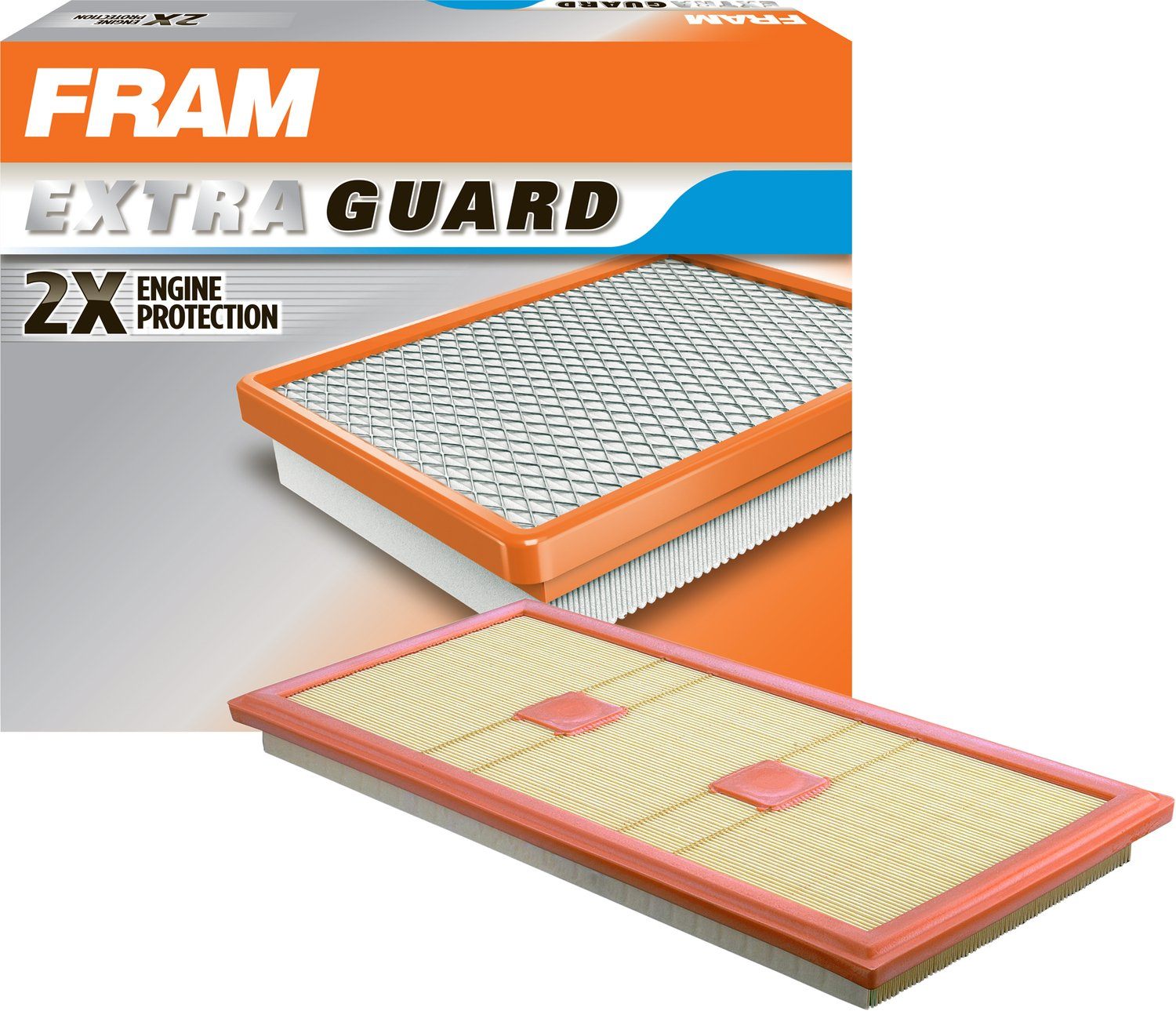 FRAM CA11439 Extra Guard Flexible Panel Air Filter