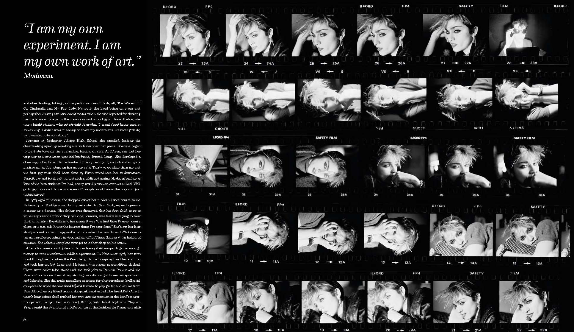 Madonna Ambition Music Style Caroline Sullivan