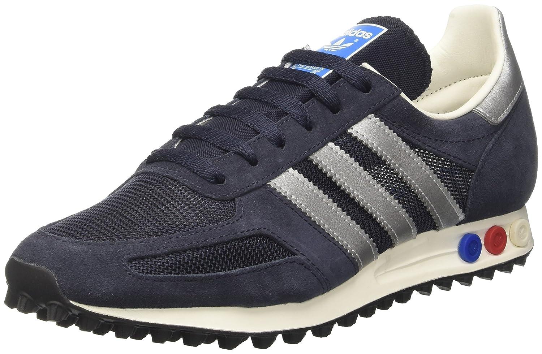 Arbitraje Duque Arroyo  Adidas LA Trainer OG Mens Trainers (UK 4 US 4.5 EU 36 2/3,  Legink/msilver/Navy BB1208): Amazon.in: Shoes & Handbags