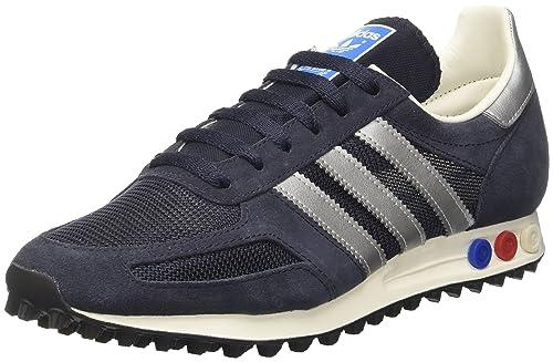 lowest price 588d1 5440c adidas la Trainer Og, Scarpe da Ginnastica Basse Uomo, Blu (Legend Ink