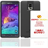 ZEROLEMON Extended Battery For Samsung Galaxy Note 4