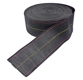 Cincha de tapizar extra elástica de 80 mm. para respaldos ...