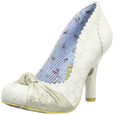 Irregular Choice Smartie Pants Beige kF9Fy