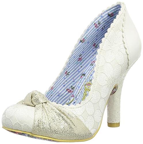 separation shoes a2130 48a37 Irregular Choice Smartie Pants - Scarpe con Tacco donna