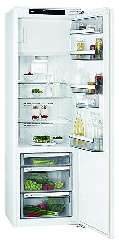 Aeg Sfe81826zc Einbaukühlschrank Mit Gefrierfach 155 L Kühlschrank