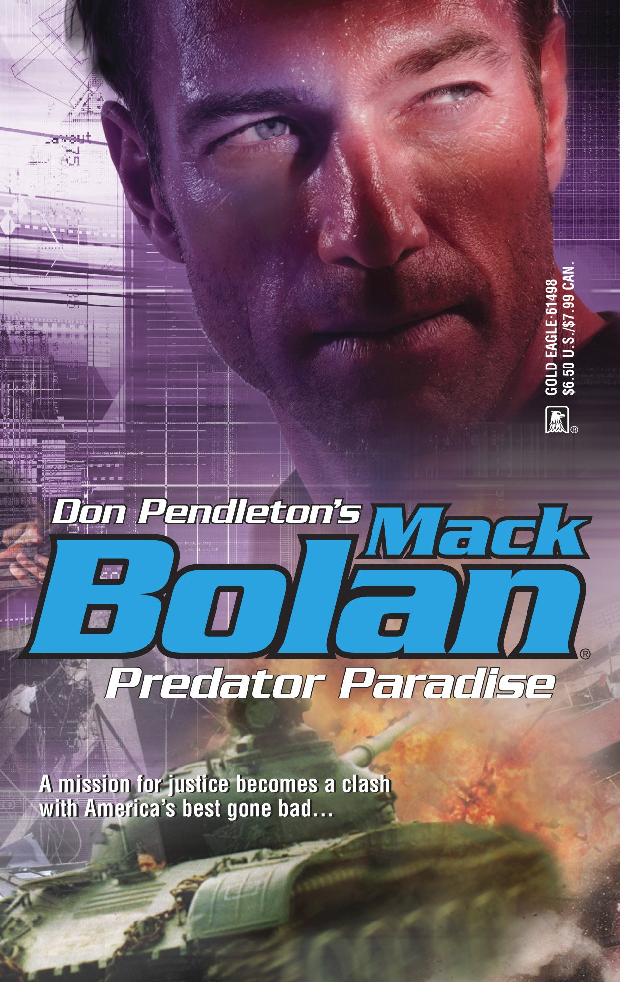 Buy Predator Paradise (SuperBolan) Book Online at Low Prices in India   Predator  Paradise (SuperBolan) Reviews & Ratings - Amazon.in