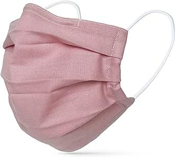 tanzmuster ® mondkapje wasbaar 100% kotoen OEKO-TEX 100 met neusclip en filterzak - stoffen gezicht masker handmade en herbruikbaar