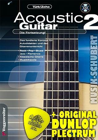 Acoustic Guitar 2 de banda (+ CD) Incluye Púa - La continuidad del ...