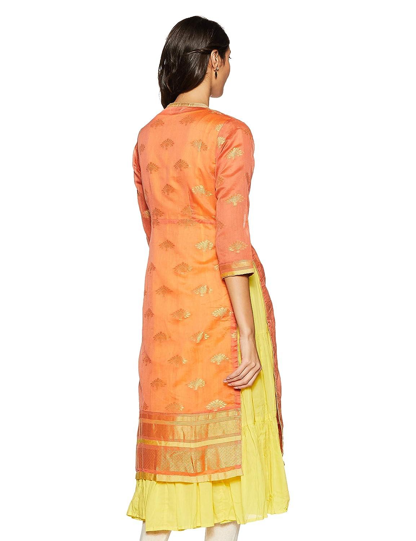 Women's Angrakha Kurta