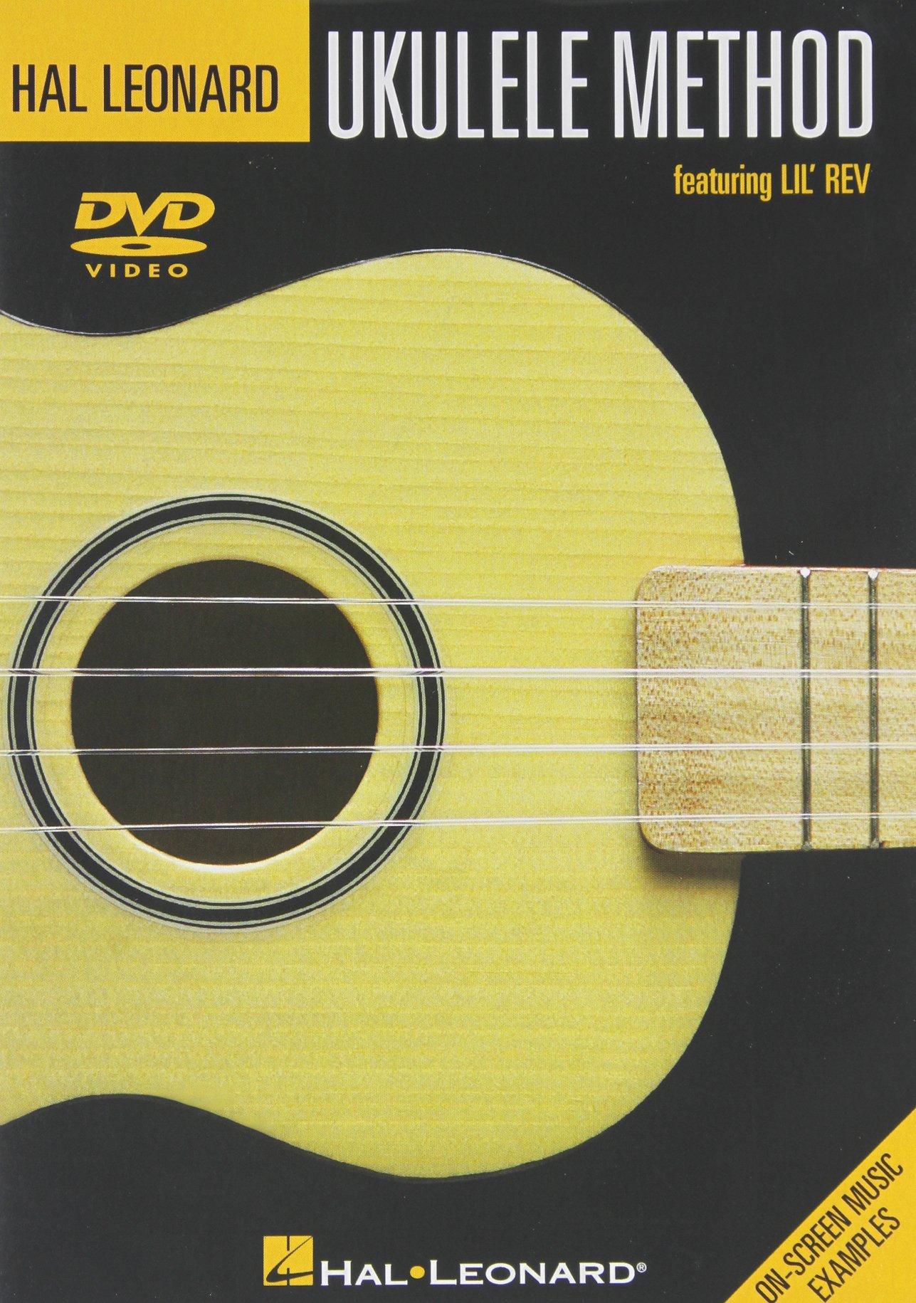 Hal Leonard Ukulele Method DVD by Hal Leonard