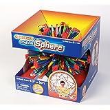 Original Hoberman Sphere--Rainbow (Discontinued by manufacturer)