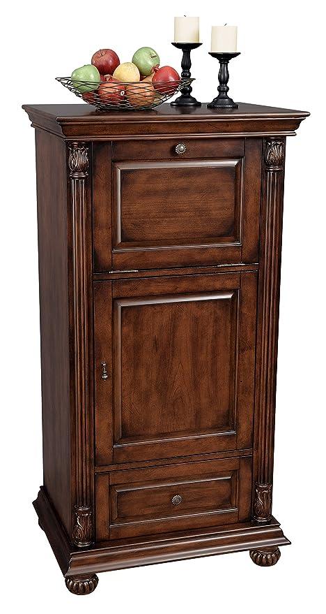 Howard Miller 695 078 Cognac Wine U0026 Bar Cabinet