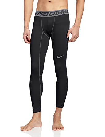 save up to 60% hot-selling novel style Nike Men's Pro Combat Hyperwarm Compression Lite Tights