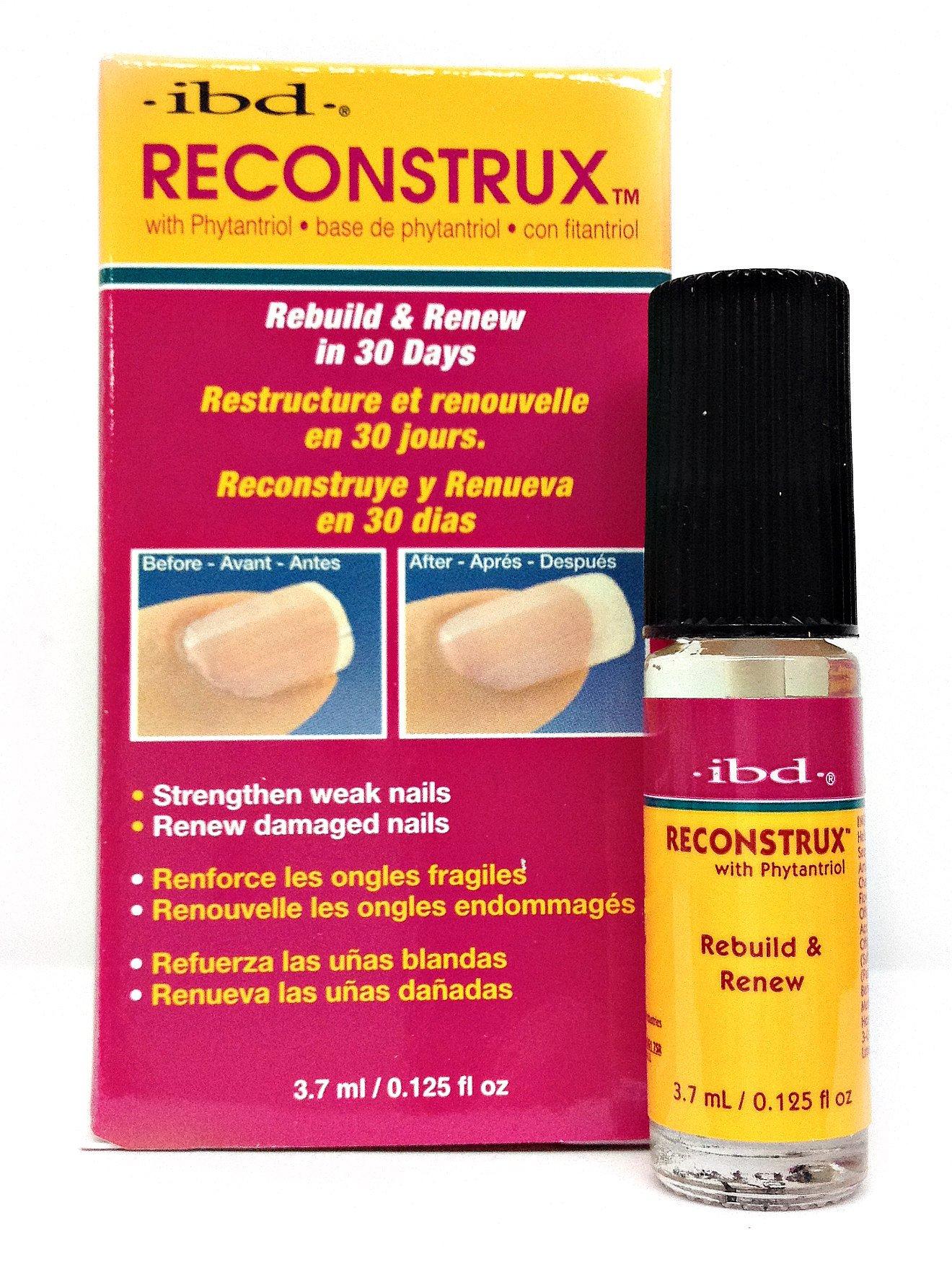IBD Reconstrux Nail Growth, 0.125 Ounce
