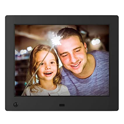 Nix 185 Inch Hi Res Digital Photo Frame With Motion Sensor 4gb Usb