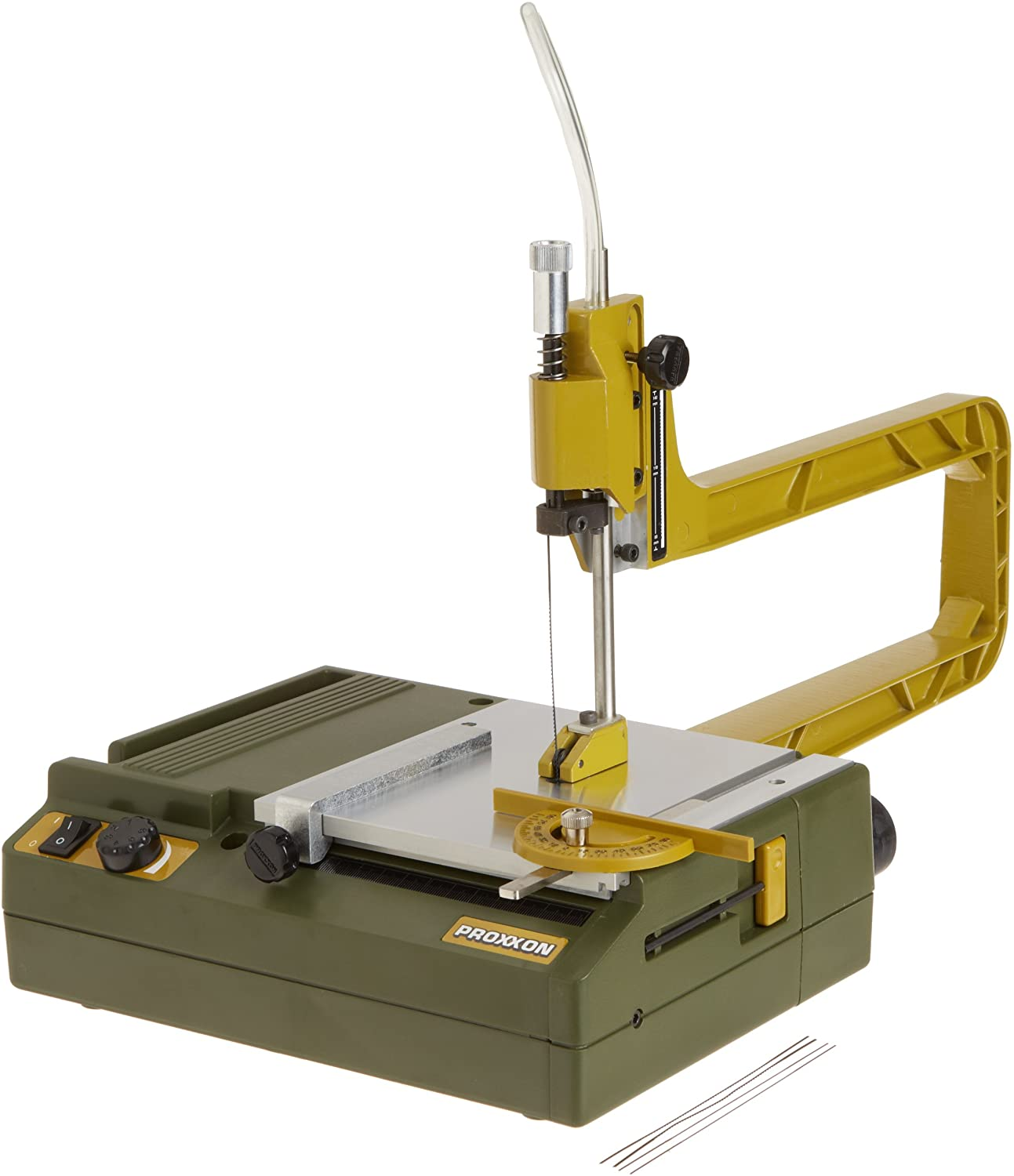 Proxxon 37088 Scroll Saw – Best Low-Budget