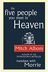 The Five People You Meet In Heaven (English Edition) eBook Kindle