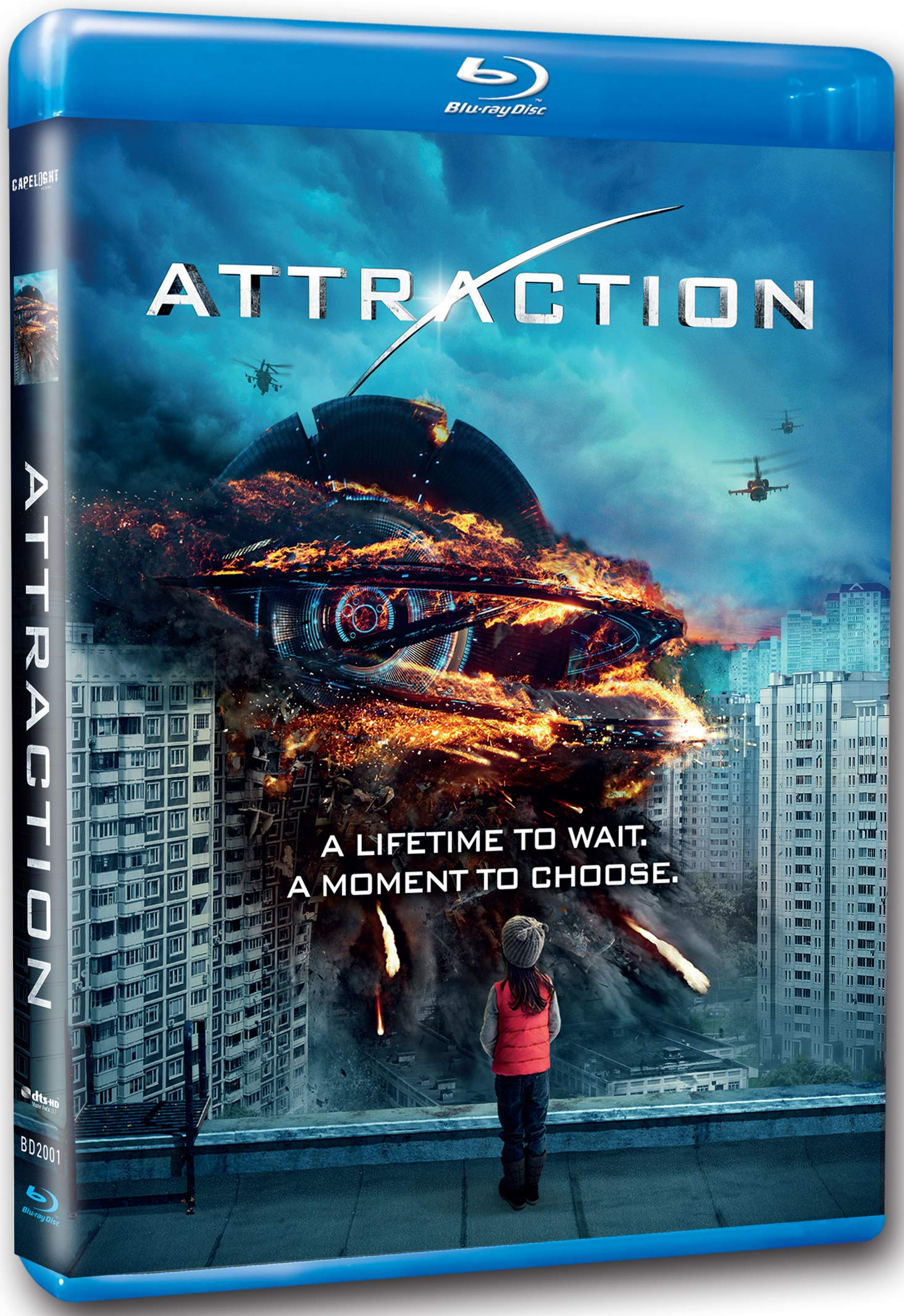 Blu-ray : Attraction (Blu-ray)