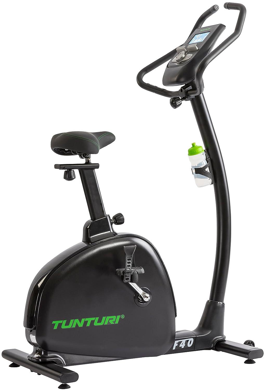 Tunturi F40 Bike Competence Heimtrainer, schwarz, One Size TUNT5|#Tunturi 17TBF40500