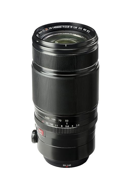 Fujifilm Fujinon XF50-140 mm F2.8 R LM OIS WR und XF1.4X TC WR Telekonverter Kit